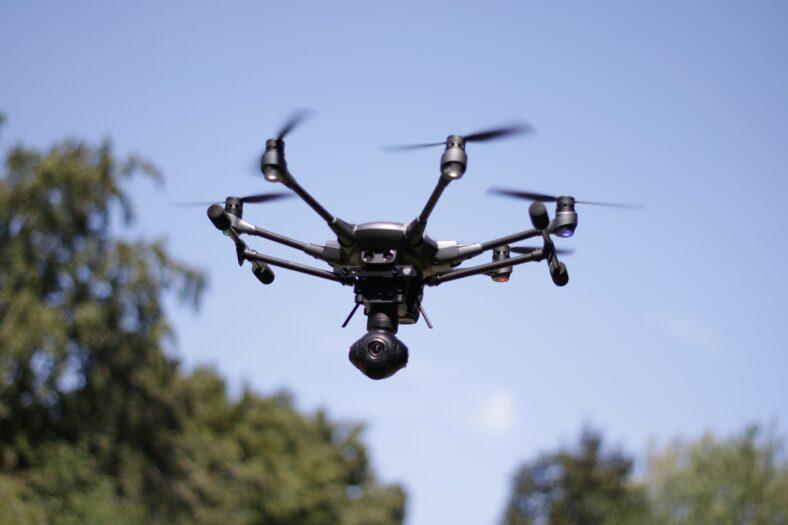 Drony wspomogą ratowników morskich w Holandii