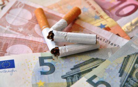 jak skutecznie rzucić palenie w Holandii - pomysł władz