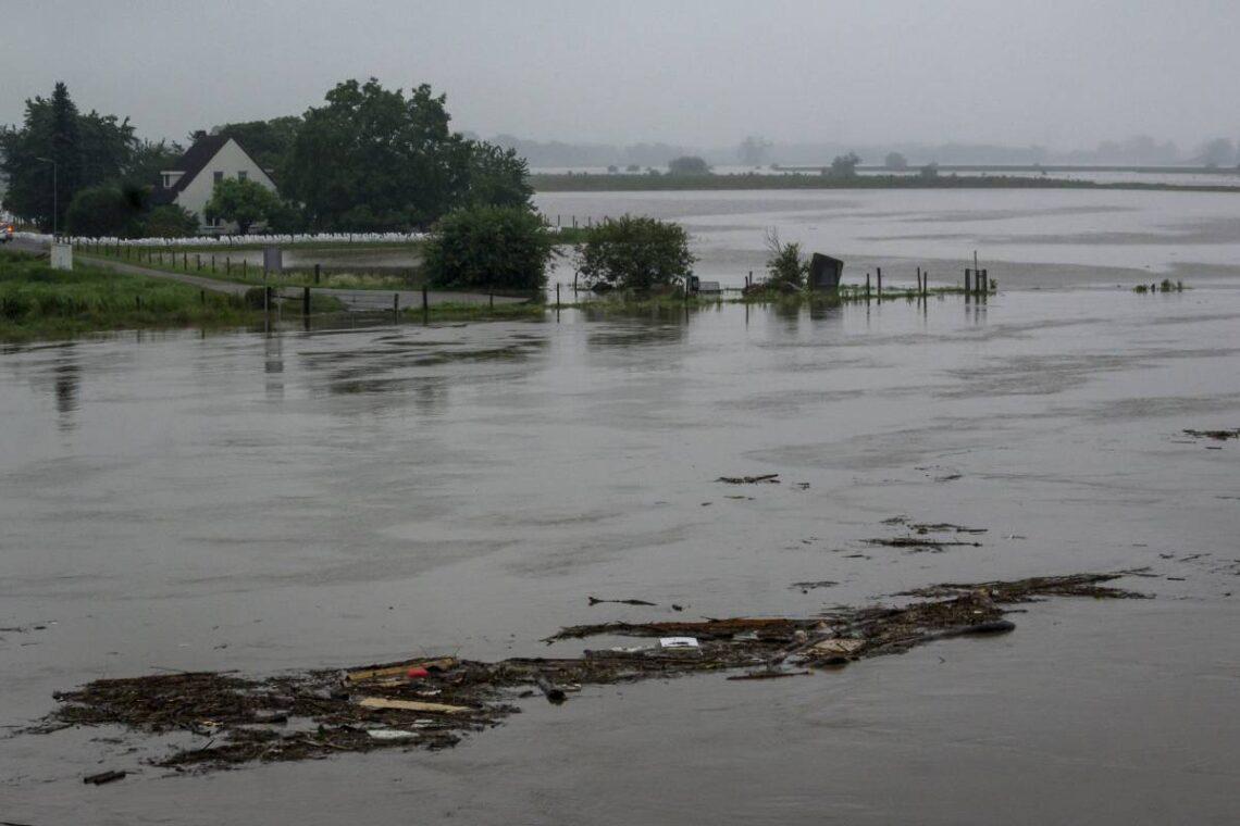 powódź w Holandii