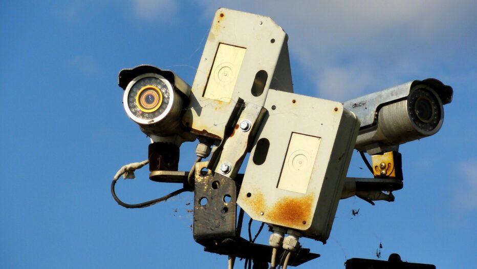 ponad 280 000 kamer monitoringu w Holandii