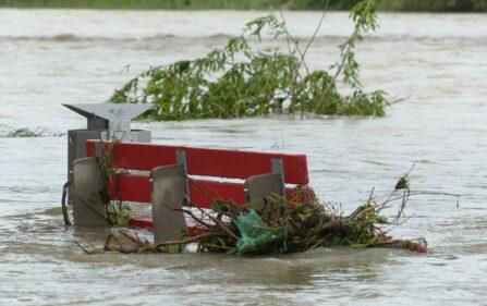 Dobra i zła wiadomość dotycząca powodzi