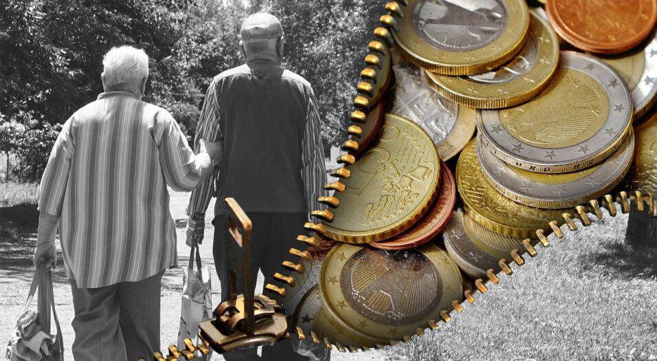 biedni holenderscy emeryci