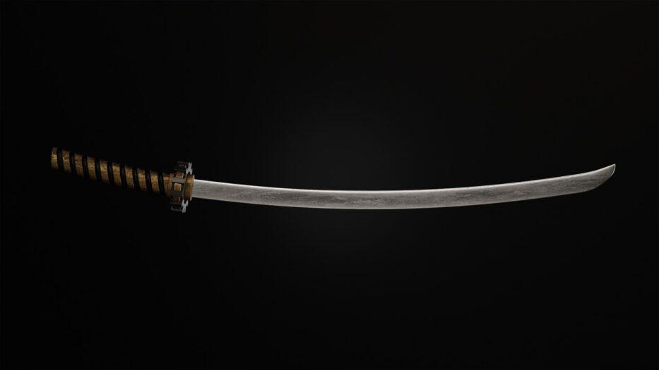 Samuraj w Utrechcie