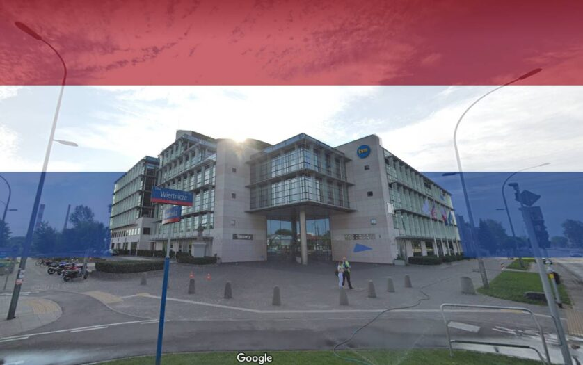 Holendrzy ratują TVN2