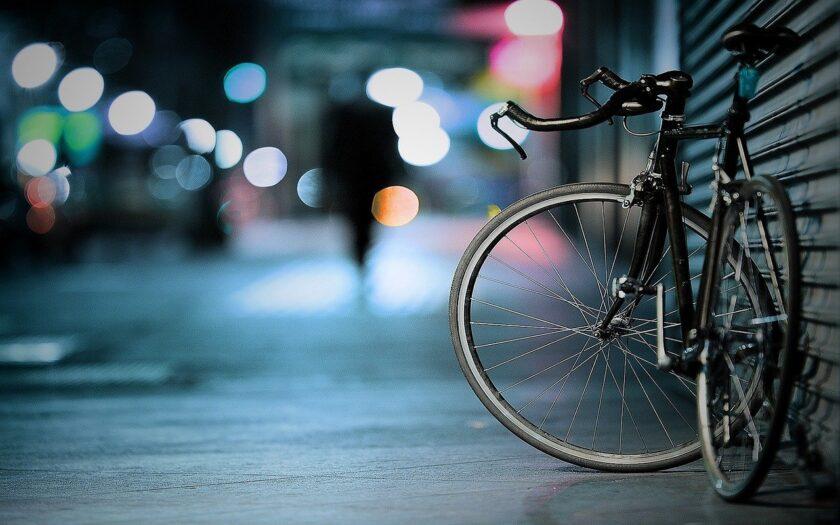 Holender rusza w pościg za własnym rowerem