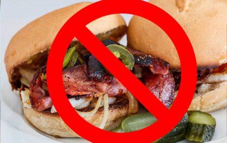 koniec fast food'ów w Holandii?