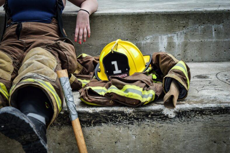 Pożar, który mógł zmieść pół dzielnicy