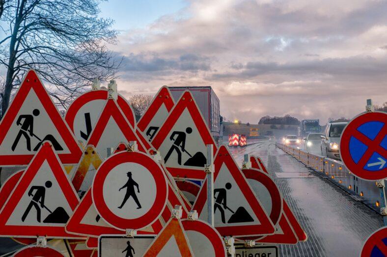 Chaos na drogach - A12 zamknięta do 7 października