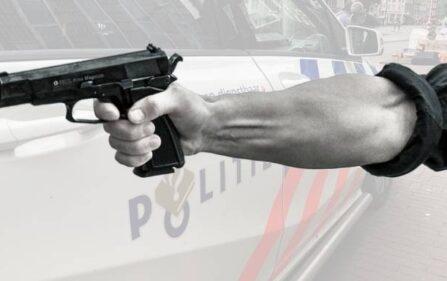 Policja strzelała do uciekających Polaków?