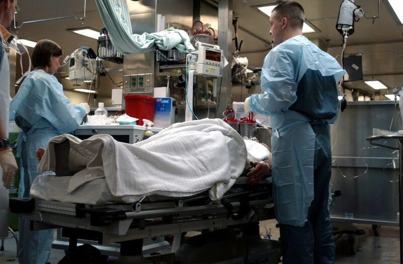 Holandia zamyka szpitalne oddziały ratunkowe