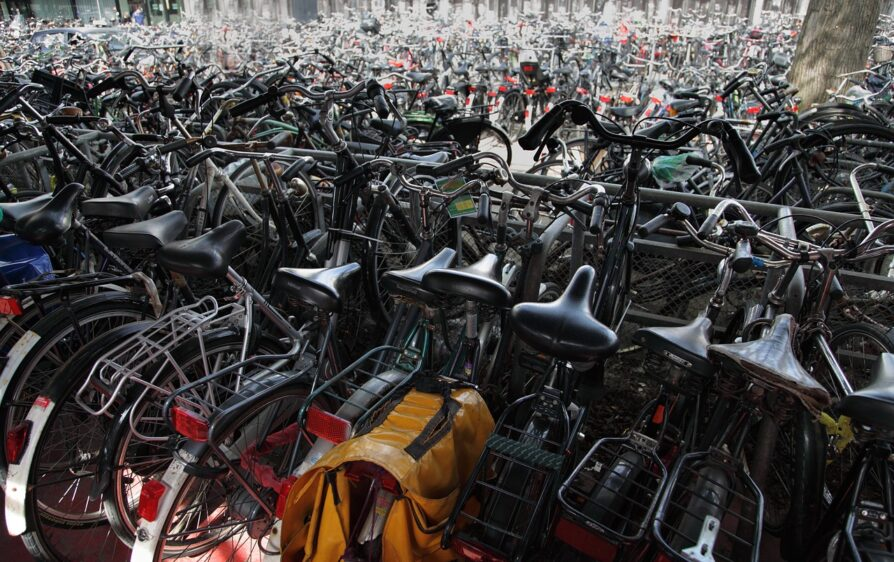 Pycha gubi złodzieja w Tilburgu