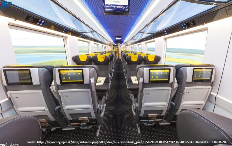 pociąg z Polski do Belgii przez Holandię