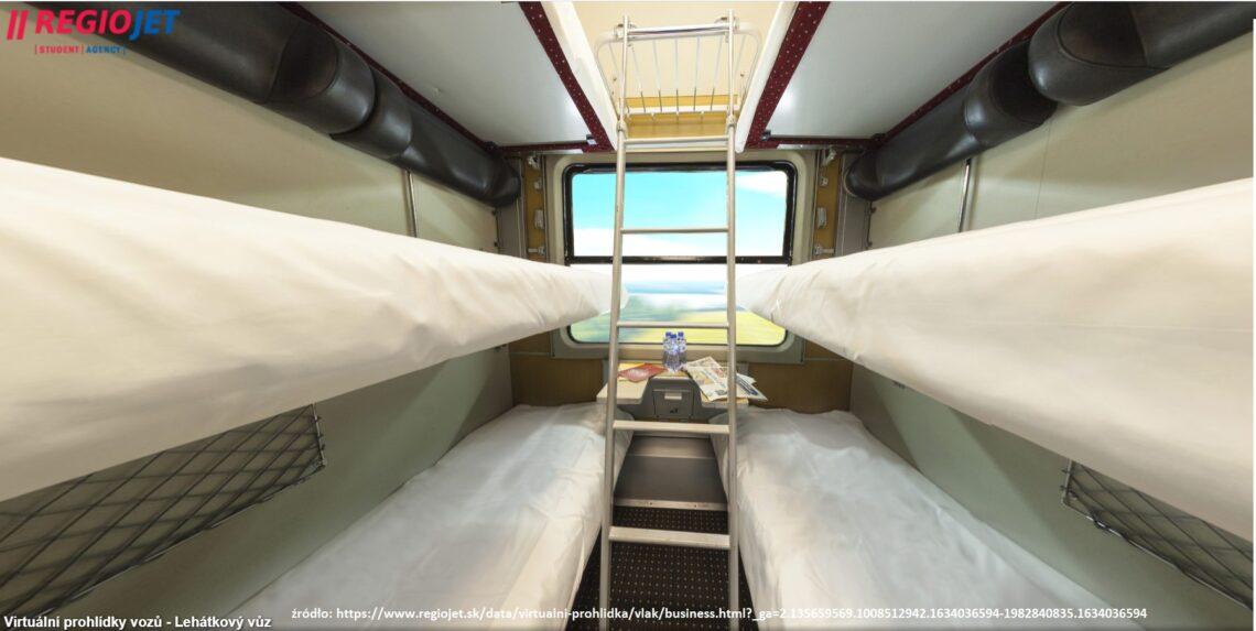 wagon sypialny